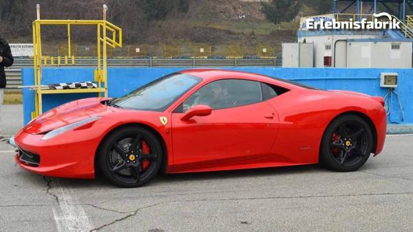 Ferrari F458 Italia selber fahren
