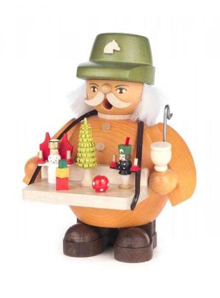 Räuchermann Spielwarenverkäufer