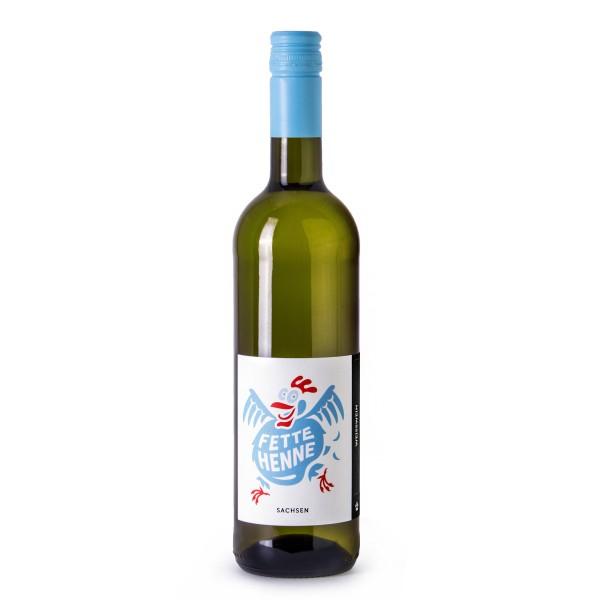 2016 Cuvée Fette Henne Qualitätswein Radebeuler Lößnitz
