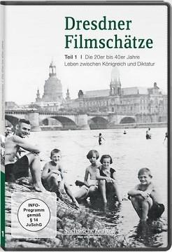 DVD Dresdner Filmschätze - Teil 1