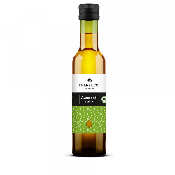Franz & Co. Bio-Avocadoöl - nativ