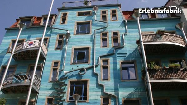 Kneipentour Äußere Neustadt in Dresden