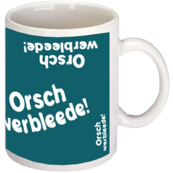 "Becher ""Orschwerbleede"""