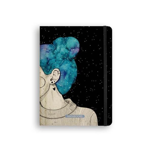DDV Lokal - Matabooks - Notizbuch Starry Sky