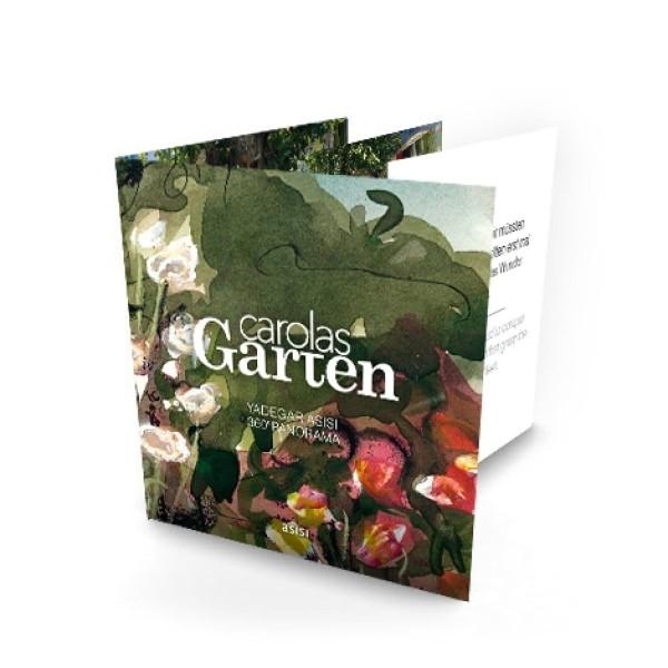 CAROLAS GARTEN – Leporello